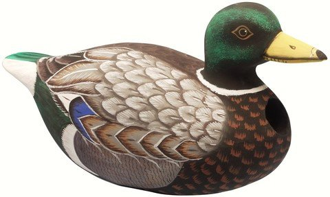 Mallard Duck Bird House
