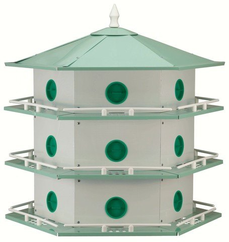 Purple Martin House 18 Room