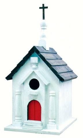 River Road Church Bird House