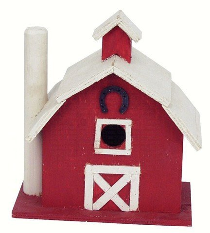 Vermont Dairy Barn Bird House