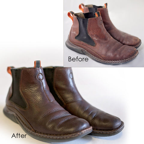 best conditioner leather work boots