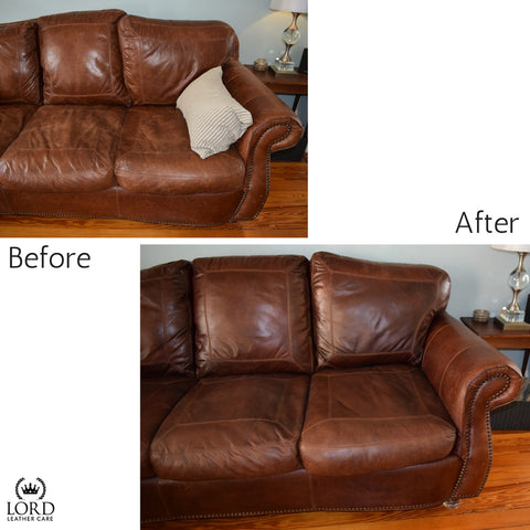 leather furniture conditioner