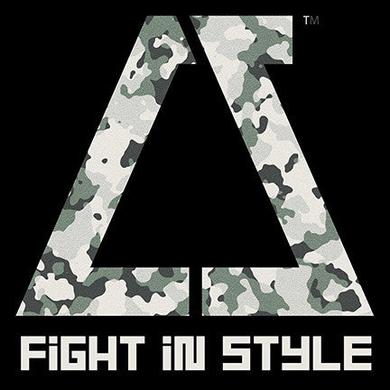 Fight in Style Army Hoodie