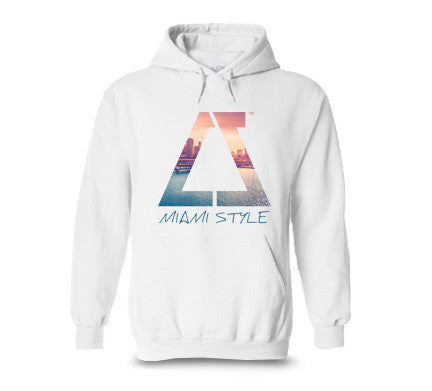 Miami Style Hoodie