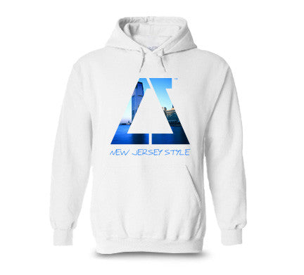 New Jersey Style Hoodie