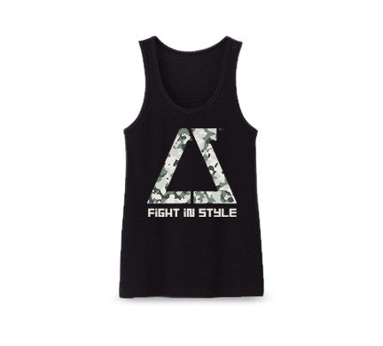 Fight in Style Tank Top