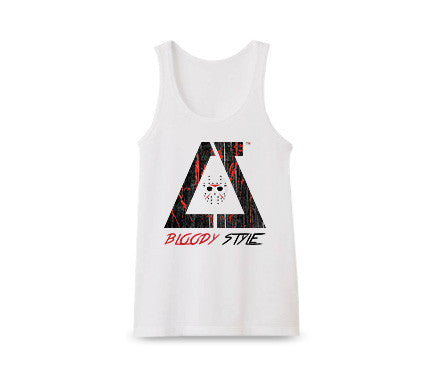 Bloody Style Tank Top