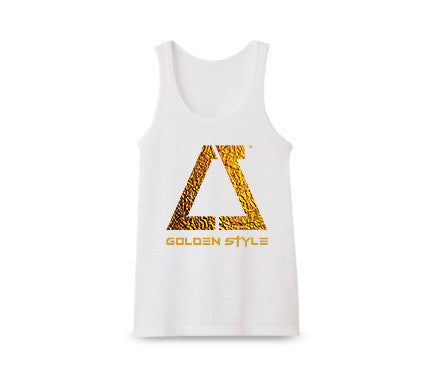Golden Style Tank Top
