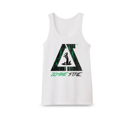 Zombie Style Tank Top
