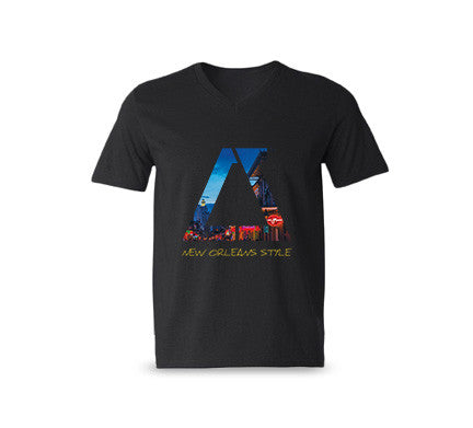 New Orleans Style T-Shirt