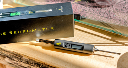 Solventless Hash and the Terpometer: A Match Made in Heaven