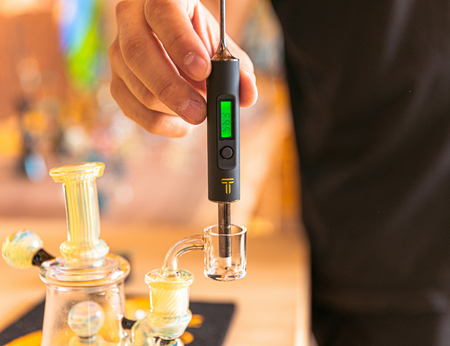 Precision Dabs Every Time with the Terpometer