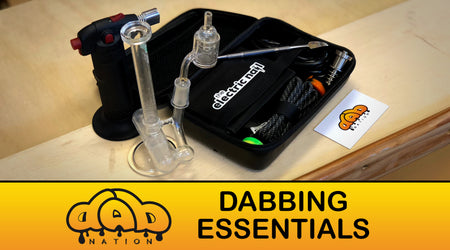 The Dab Nation Guide to Dabbing Essentials