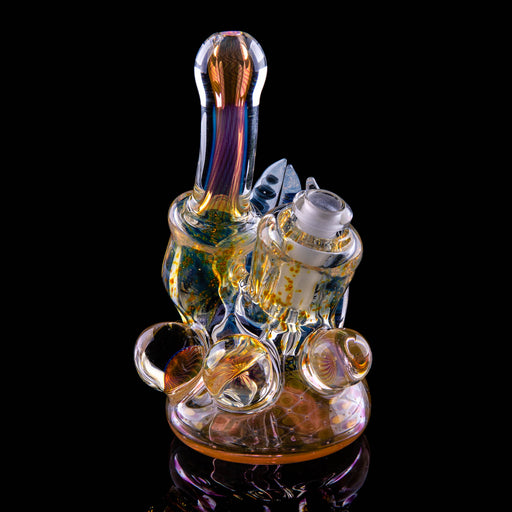 Moose and Fire - Fumed Squatlock Rig