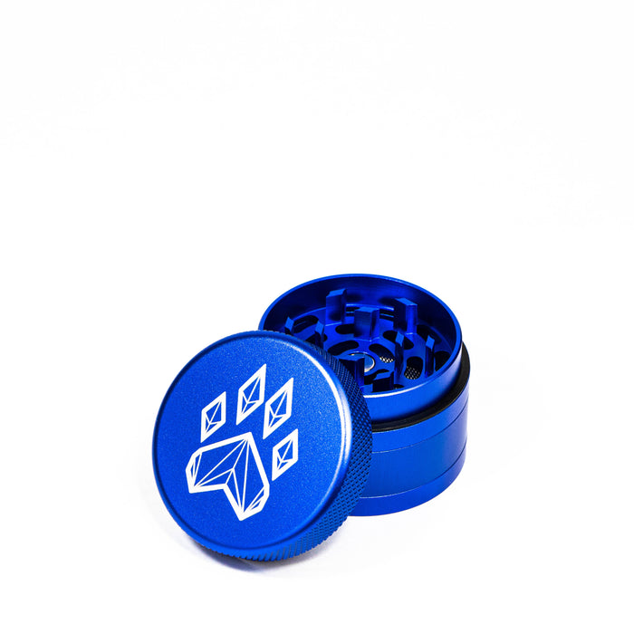 Wolf Traditional 4-Piece Herb Grinder