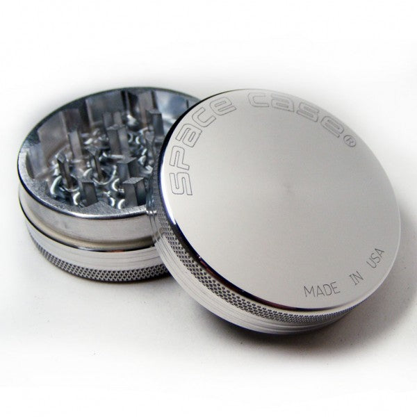 Space Case Medium 2 Piece Herb Grinder
