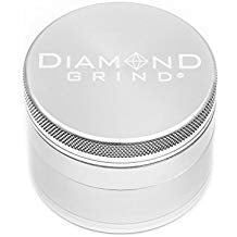 "Diamond Grind 2"" 4 Piece Herb Grinder"