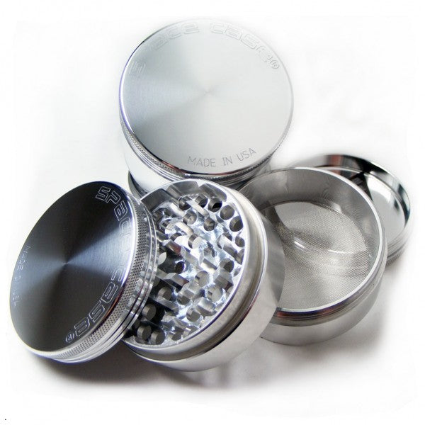 Space Case Large 4 Piece Herb Grinder