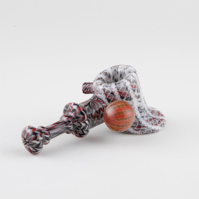 "Cooney Glass ""Cooney Tech"" Large Hammer Pipe"