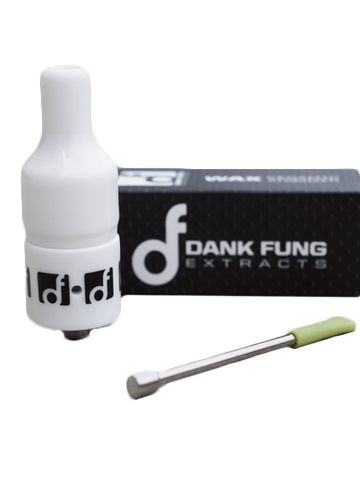Dank Fung DELUXE Ceramic Atomizer Replacement, VAPORIZER ACCESSORIES & PARTS by Dank Fung Extracts available on Dab Nation