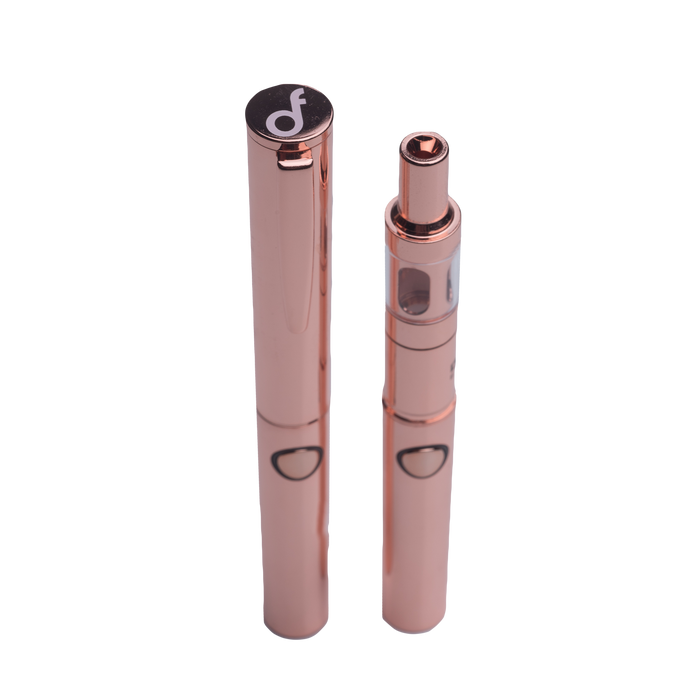 Dank Fung Executive Vaporizer Rose Gold