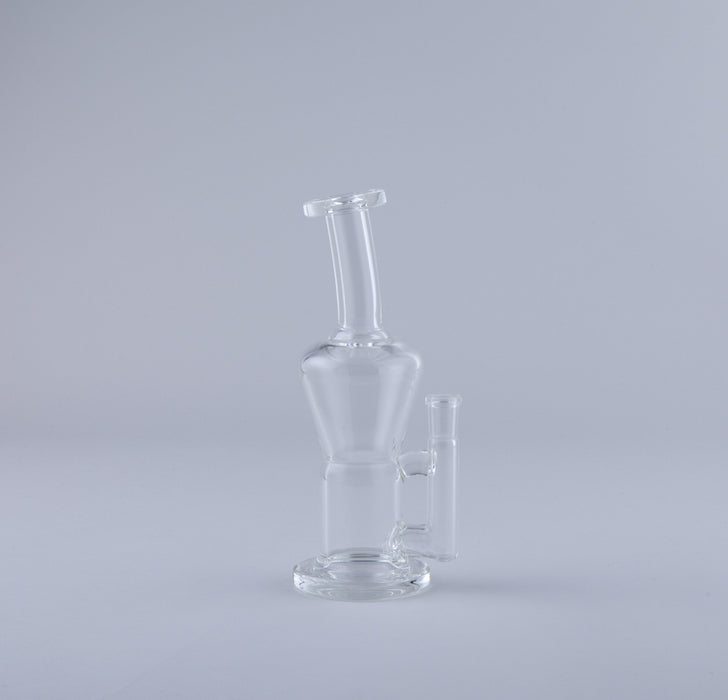 Fluid Glass Dab Tower Dab Pipe