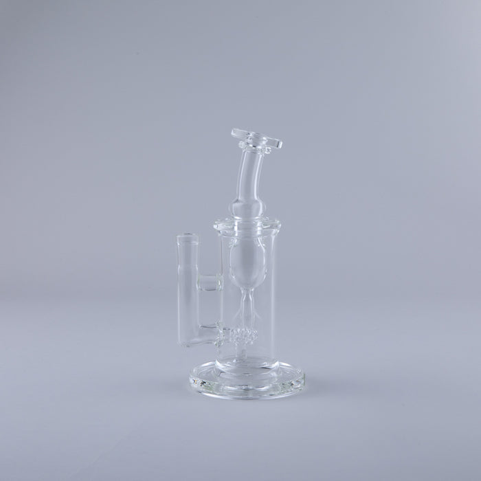 Fluid Glass Regular Incycler Dab Rig