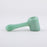 Mint Green Hammer Handpipe by Grav
