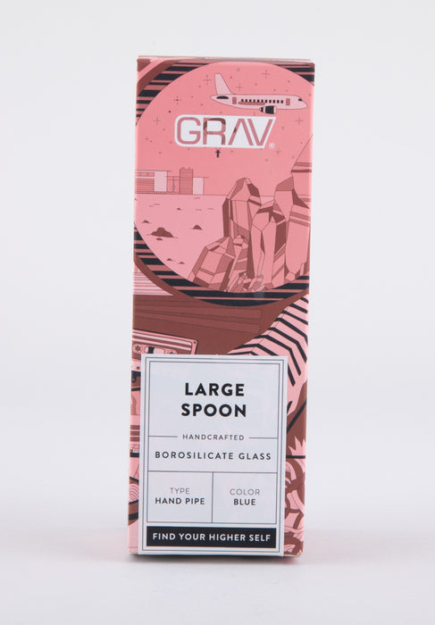 GRAV® Large Spoon Pipe