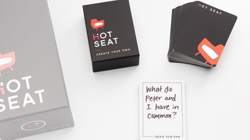 Player Ten Games - Hot Seat Create Your Own Expansion