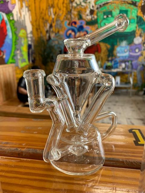710 Sci Glass Dab Rigs, Flower Tubes and More