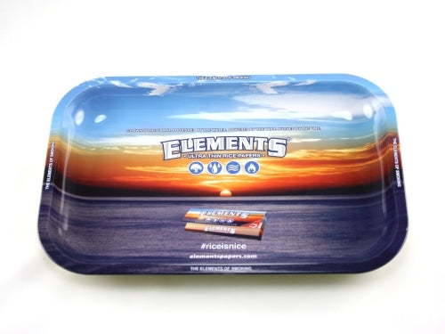 Elements Small Rolling Tray, Rolling Trays by Dab Nation available on Dab Nation