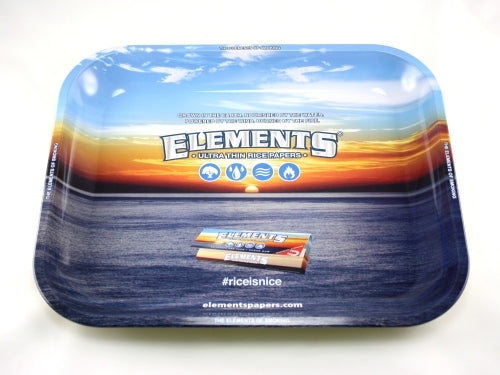 Elements Rolling Tray, Rolling Trays by Dab Nation available on Dab Nation