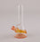 Julio Glass Gil Perc Tube Beaker Bongs (Assorted Colors)