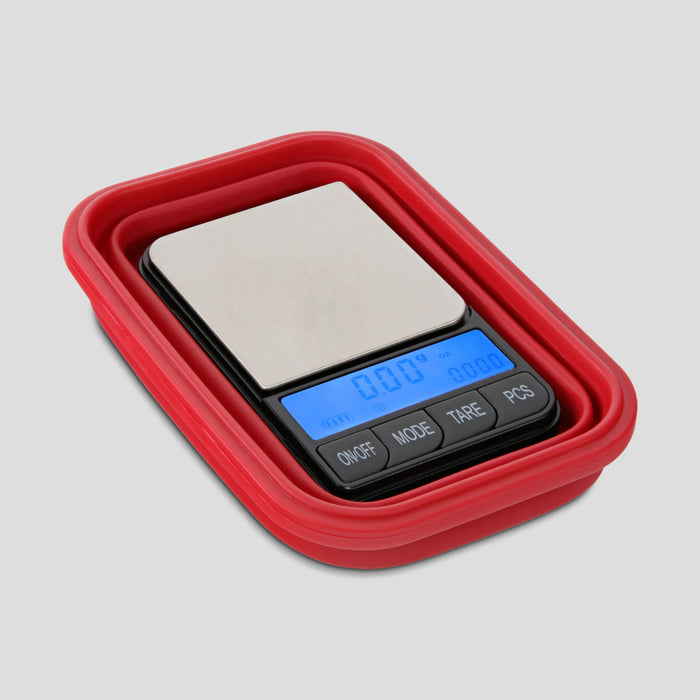Kenex Omega Collapsible Precision Digital Travel Scale