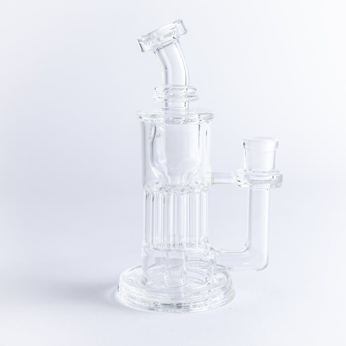 Leisure Glass Swiss Pillar Incycler Rig