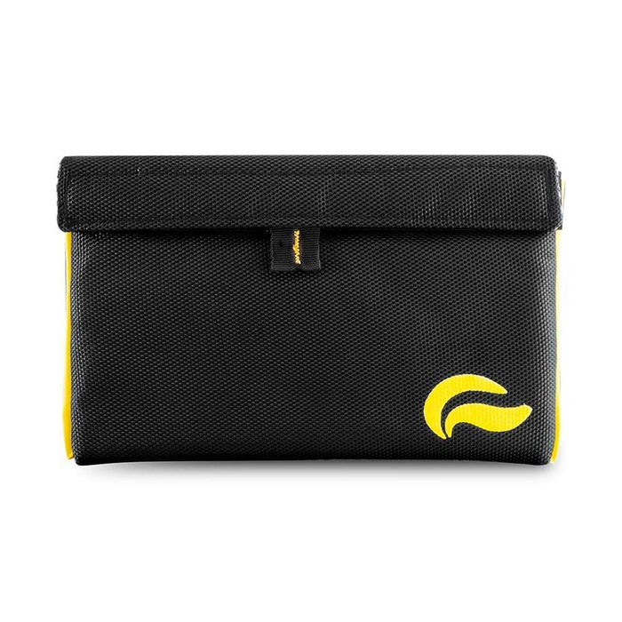 "Skunk Bags - Mr. Slick 8"" - Black/Yellow"