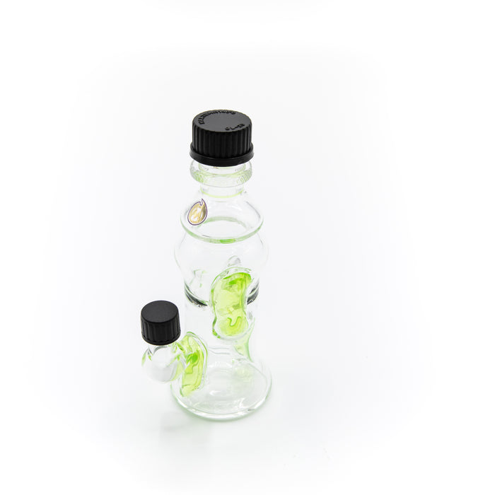 Nameless Bottle Wax Rig- Worked