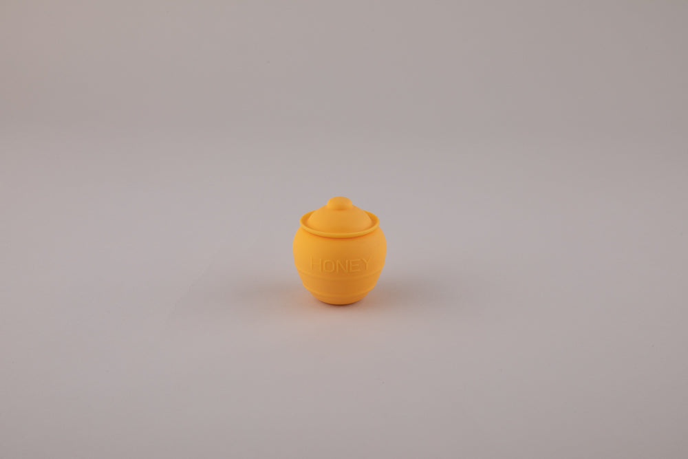 NoGoo Honey Pot Non-Stick Silicone Dab Container