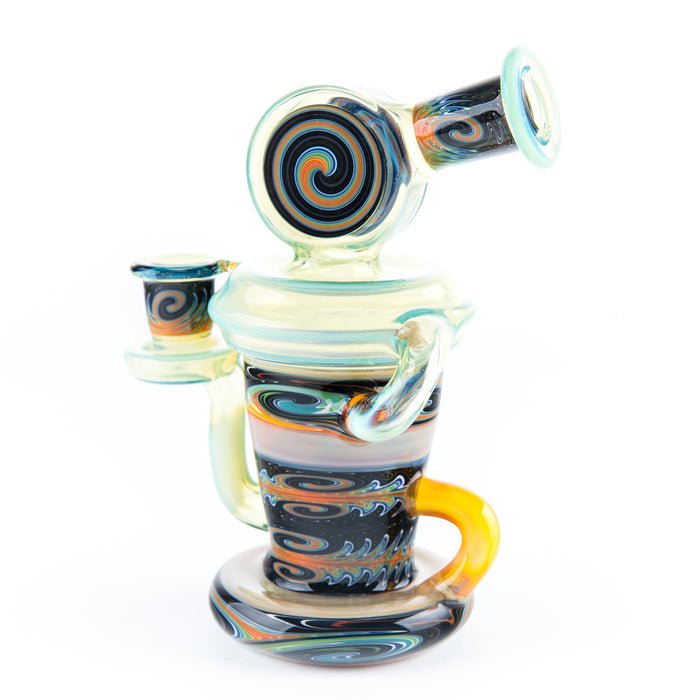 Christian Otis Glass Color Klein Recycler Rigs