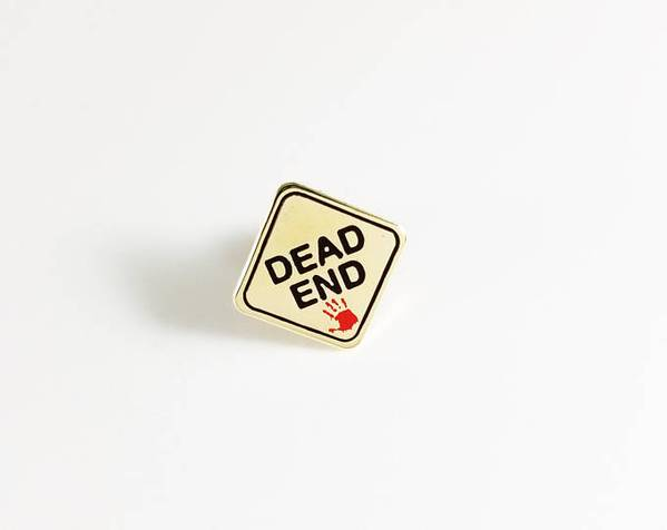 Other World Dead End Dab Pin