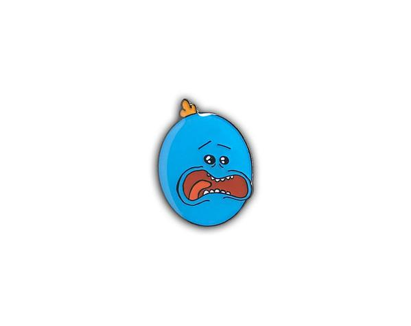 Other World Meeseeks Dab Pin