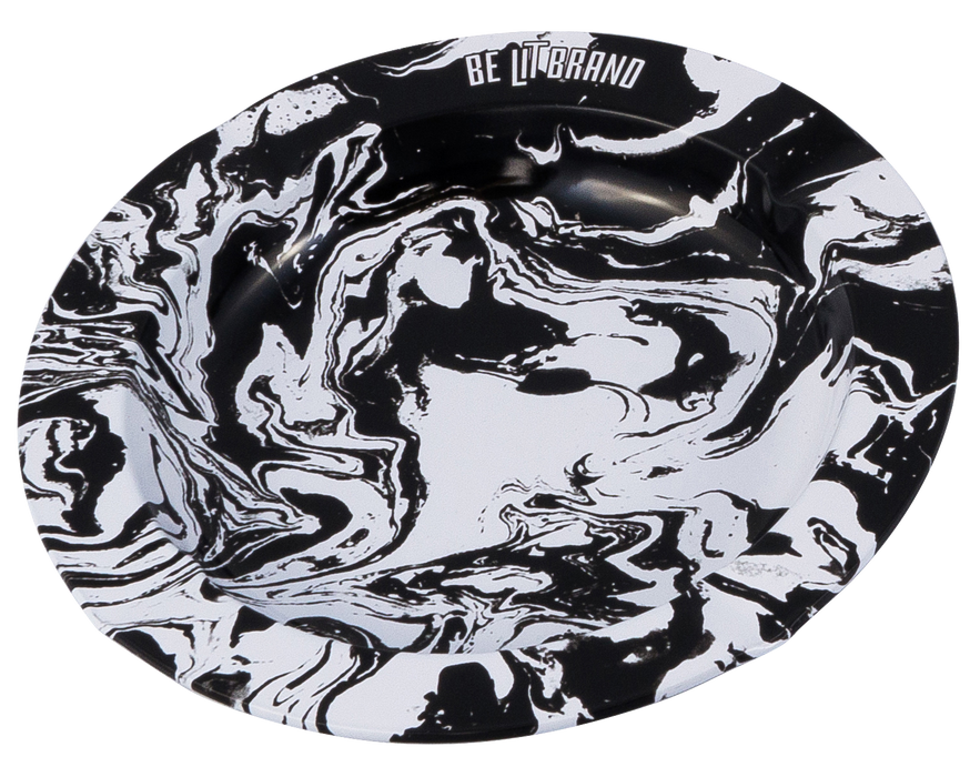 Be Lit Ashtray, Smokey Marblebelitbrandbelitbrand
