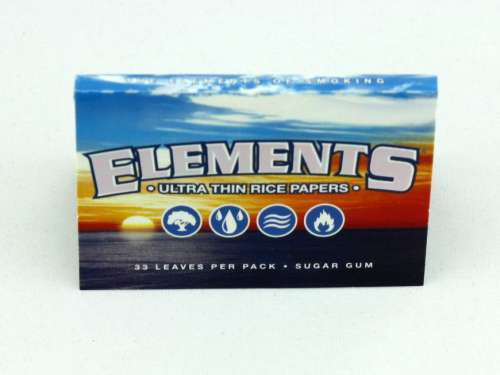 Elements 1 1/2 Inch Rolling Papers