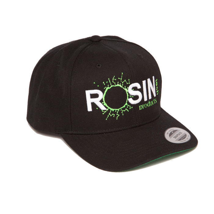 Rosin Tech Products Snapback Hat, Hats by Rosin Tech Products available on Dab Nation
