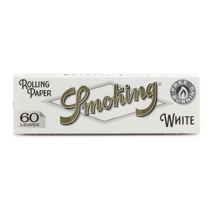 Smoking White 1 1/4 Papers