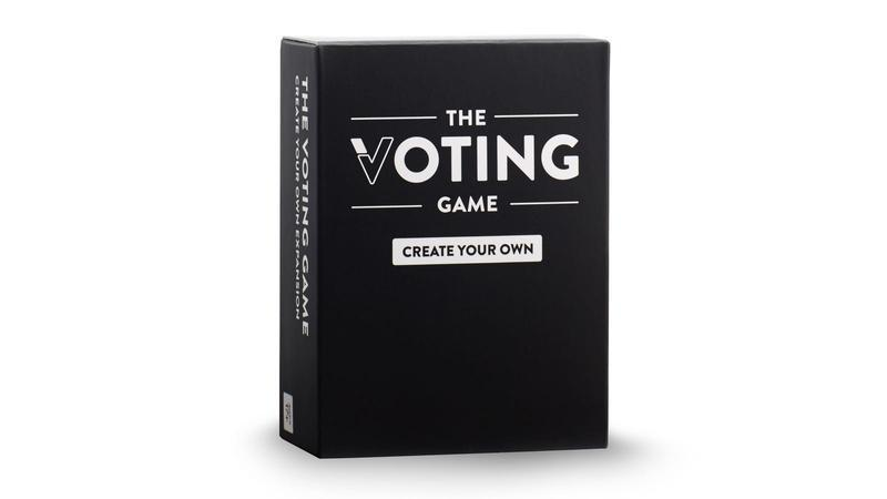 Player Ten Games - The Voting Game Create Your Own Expansion