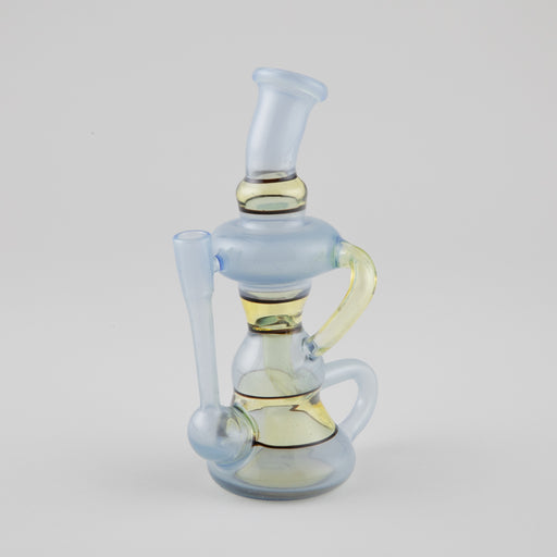 Walker Glass Ether Recycler Rig
