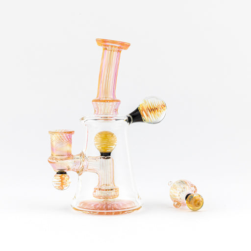 Waugh St. Jammer Tube Wax Rig