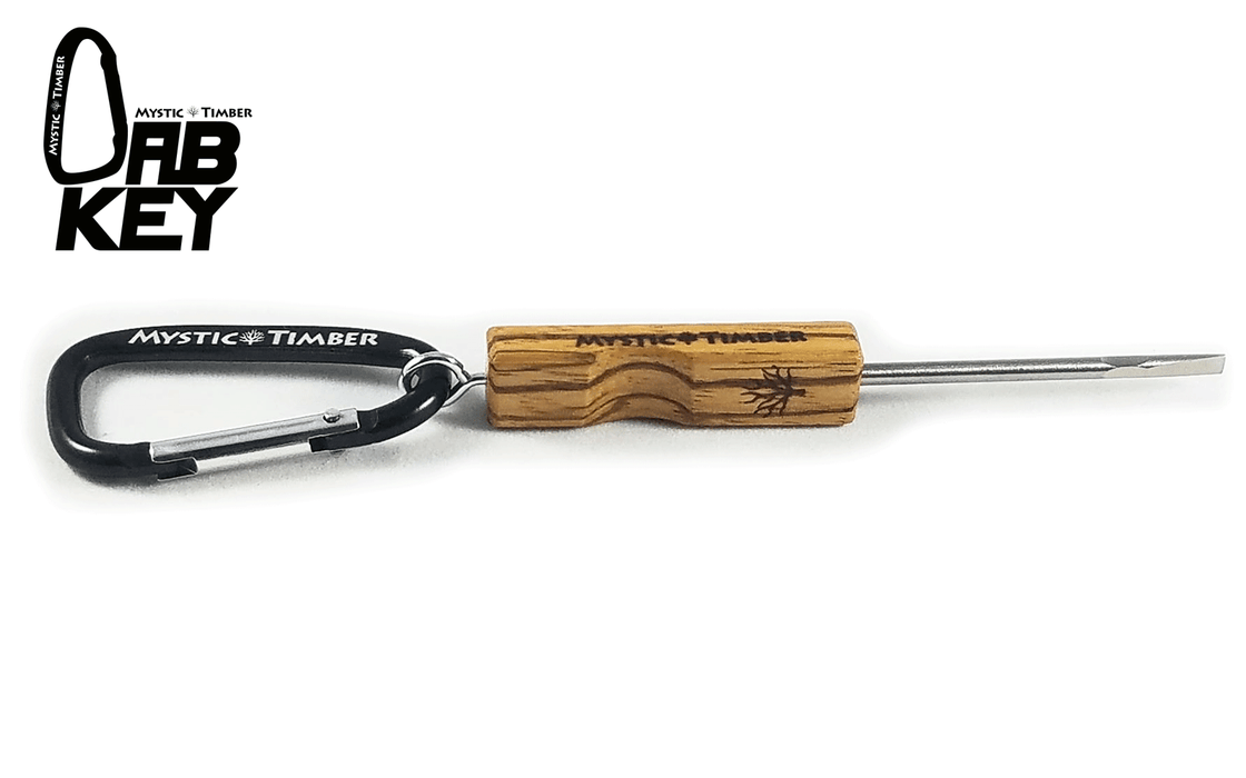 Mystic Timber Keychain Dabber